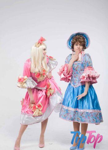 Куклы барби и кукла катя